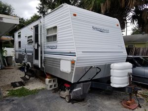 2003 SPRINGDALE CLEAR WATER EDITION 22' RV TRAILER CAMPER for Sale in West Palm Beach, FL