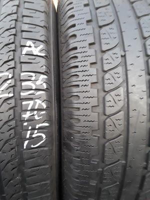 235/70-15 #2 tires for Sale in Alexandria, VA