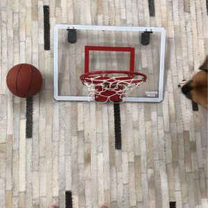 Sharper Image Door Basketball Hoop for Sale in Algonquin, IL