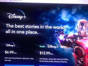 DisneyPlus/ESPN+/Hulu LifeTime Acc0unts for Sale in Chicago, IL