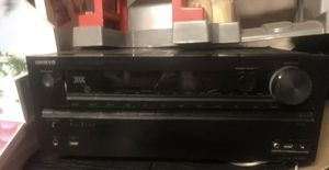Onkyo Tx-nr 609 Stereo Receiver for Sale in Mesa, AZ