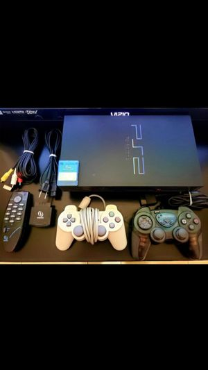 Playstation 2 bundle! for Sale in Las Vegas, NV