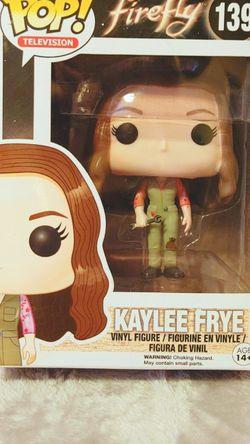 FUNKO Pop Television 139 Kaylee Frye Firefly NEW IN BOX for Sale in Glendale,  AZ