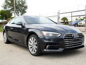 2018 Audi A5 Coupe for Sale in Fort Lauderdale, FL