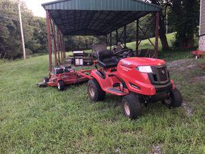 Tractor & Bush hog for Sale in Nashville, TN