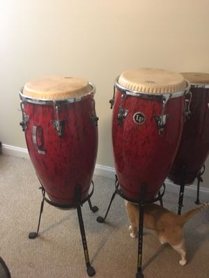LP Latin Percussion Congas for Sale in Fort Myers, FL