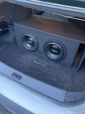 10 inch Skar Audio system for Sale in Baltimore, MD