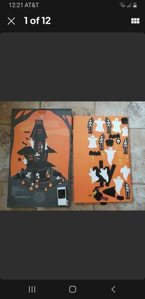 Meri Meri Spooky Halloween Haunted House Centerpiece ~ Open Box for Sale in Fuquay-Varina, NC