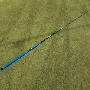 Olympic 4080 8' 2.40m S.W. Spinning fishing pole rod for Sale in Montclair, CA