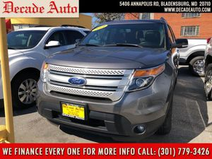 2014 Ford Explorer for Sale in Bladensburg, MD