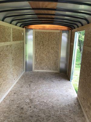 2016 American Hauler side door ramp door. 12 x. 6. Excellent condition for Sale in Sidney, OH