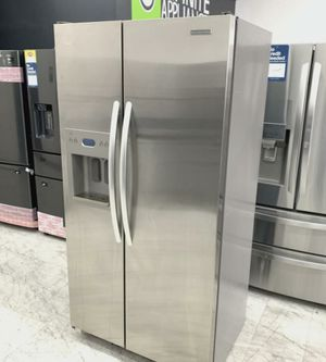CLEARANCE! KitchenAid COUNTER DEPTH Side by Side Refrigerator- for Sale in San Jose, CA