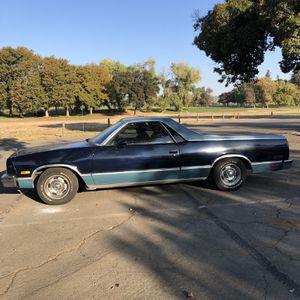 1985 Chevrolet El Camino for Sale in Sacramento, CA