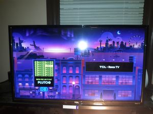 32 inch tcl roku tv for Sale in South Amherst, OH
