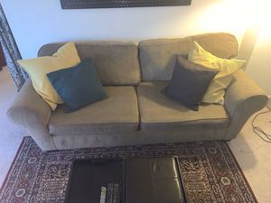 Available May 1: Sofa and Loveseat for Sale in Arlington, VA
