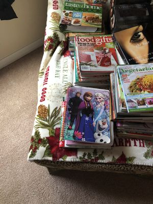 Cookbooks and magazines for Sale in Ruskin, FL