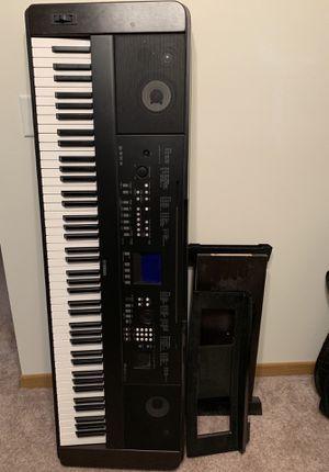 Yamaha Keyboard for Sale in Brandon, SD