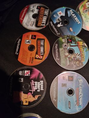 25 playstation 2 games for Sale in Tampa, FL