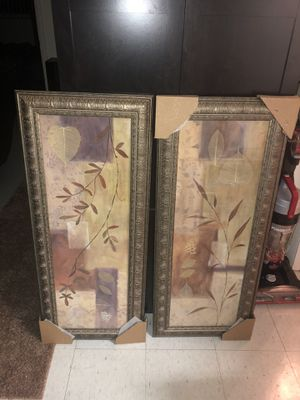Wall decor pictures frames for Sale in Lauderdale Lakes, FL
