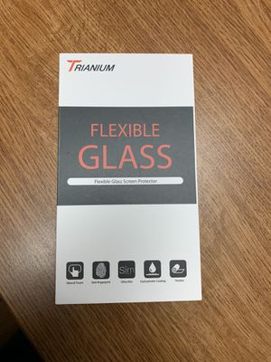 Glass screen protector for iPhone 7 for Sale in Lewiston, ME