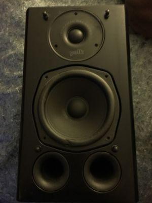 Polk Audio Bookshelf Speakers RT-3 for Sale in San Diego, CA