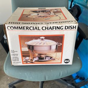 Commercial Chafing Dish for Sale in Tarpon Springs, FL