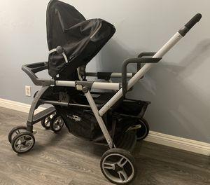 Joovy Caboose Double/Single Stroller for Sale in San Jose, CA