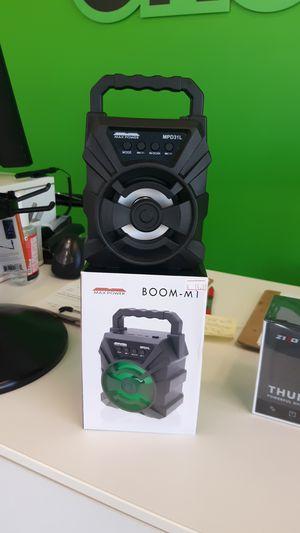 M1 bluetooth speaker for Sale in Wichita Falls, TX