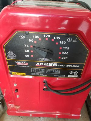 Lincoln AC225 Arc Welder for Sale in McCandless, PA