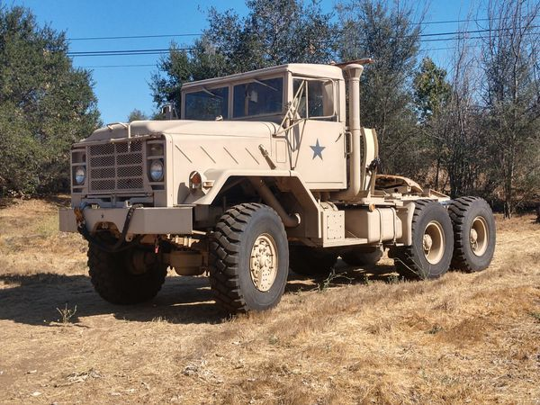 Military 5 Ton Truck trade