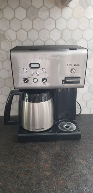 Cuisinart coffee maker with hot water for Sale in Austin, TX