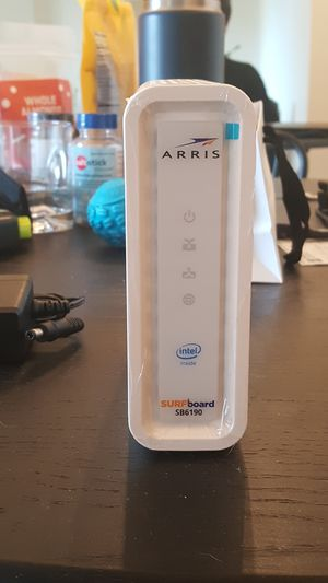 Arris SB6190 cable modem for Sale in Seattle, WA