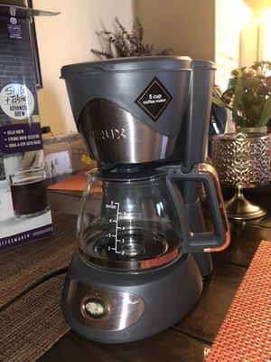5 cup coffee maker for Sale in Temecula, CA