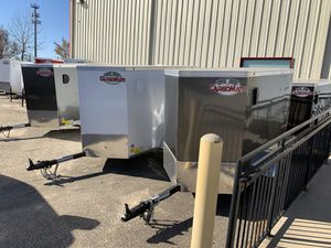 4x6 enclosed trailer. for Sale in Fort Worth, TX