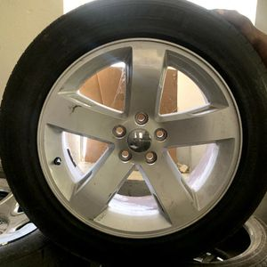 Dodge Charger Stock Wheels And Tires for Sale in Kerman, CA