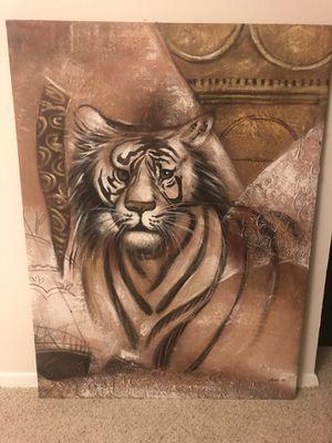 Tiger picture for Sale in Arlington, VA