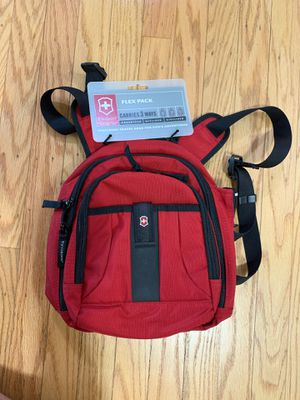 Swiss Army Victorinox Flex Pack Mini Backpack - NEW for Sale in Sacramento, CA