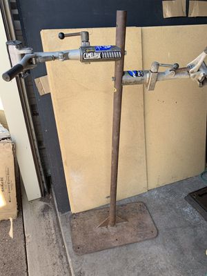 Park double arm mounted to a metal base for Sale in Colorado Springs, CO