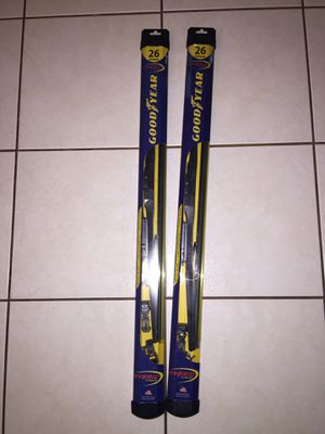 "Goodyear Hybrid Technology 26"" Windshield Wiper Blade 770-26 625mm. for Sale in Tampa, FL"
