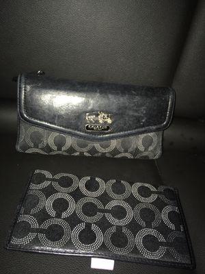 Coach wallet women's for Sale in Salt Lake City, UT