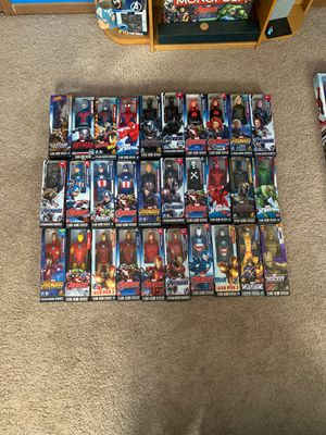 Marvel Titan Hero Series Action Figures for Sale in Reynoldsburg, OH