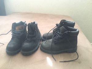 Timberlands Black for Sale in Pittsburg, CA