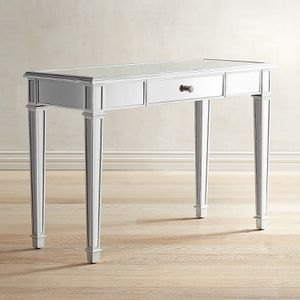 Mirrored vanity/ console table from Pier 1 imports for Sale in Alameda, CA