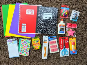 School Supply Bundle for Sale in Castle Hills, TX