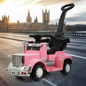 New Pink Big Rig Truck Ride On Car for Sale in Los Angeles, CA