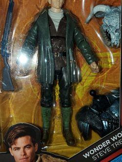 "DC Steve Trevor from Wonder Woman 6"" NEW IN BOX for Sale in Gresham,  OR"