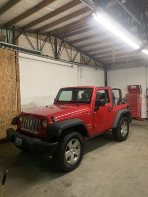 2011 Jeep Wrangler for Sale in Vancouver, WA