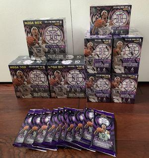 2019-20 Panini Illusions NBA Basketball Mega Boxes, Blasters, Value Packs for Sale in Bolingbrook, IL