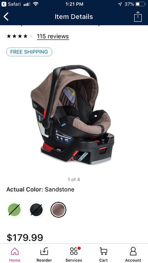 Britax B-Safe 35 Infant Car Seat and Base for Sale in Hialeah, FL