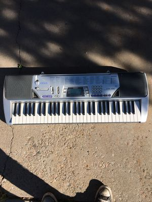 Keyboard Casio for Sale in Albuquerque, NM
